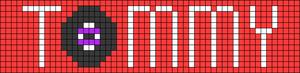 Alpha pattern #87608