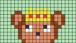 Alpha pattern #87611