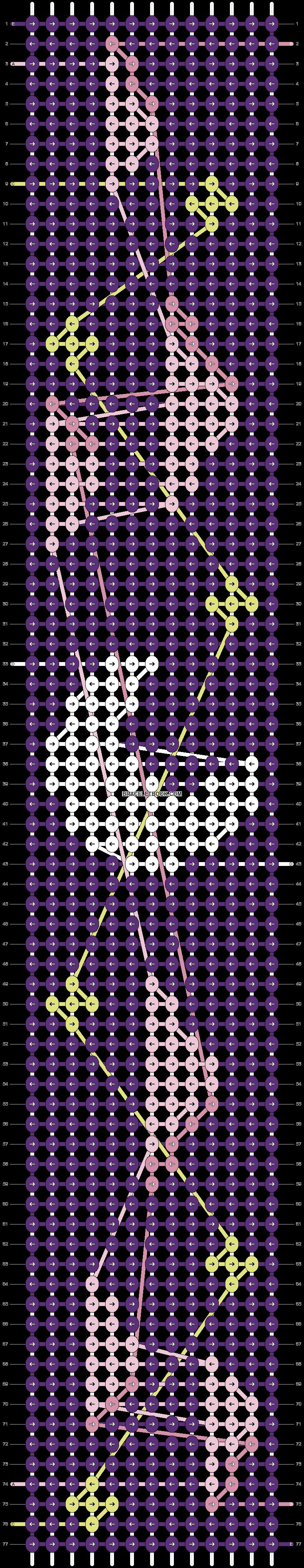 Alpha pattern #87616 pattern