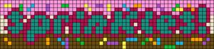 Alpha pattern #87637
