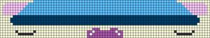 Alpha pattern #87639