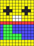 Alpha pattern #87651