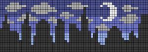 Alpha pattern #87661