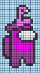 Alpha pattern #87662