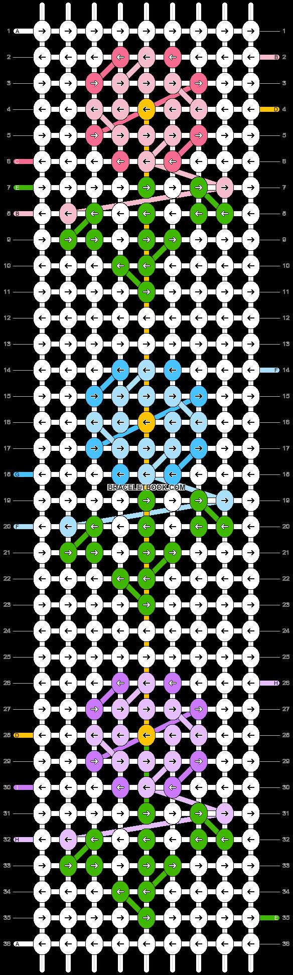 Alpha pattern #87669 pattern