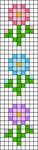 Alpha pattern #87669