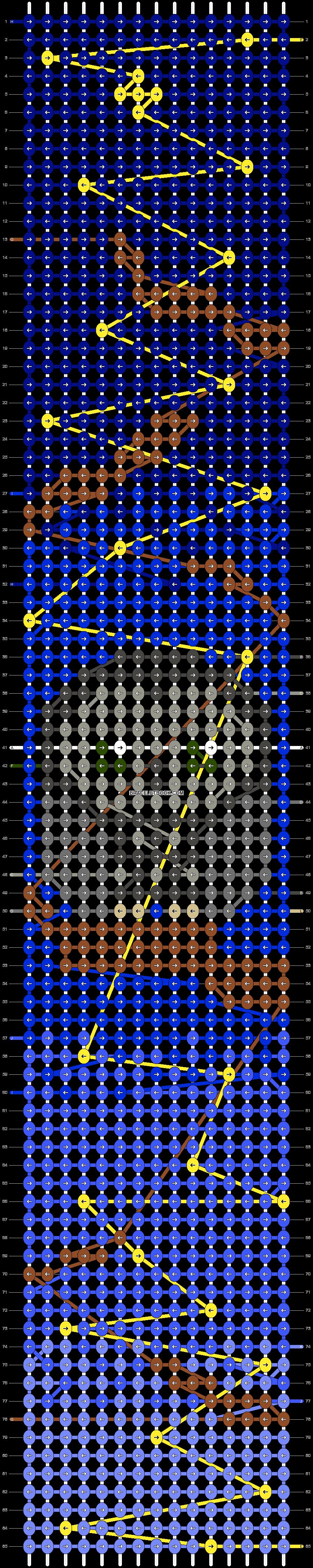 Alpha pattern #87671 pattern