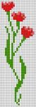 Alpha pattern #87708