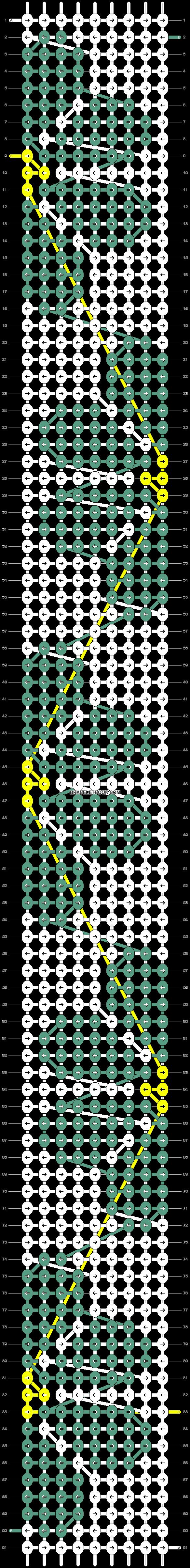 Alpha pattern #87723 pattern