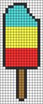 Alpha pattern #87729
