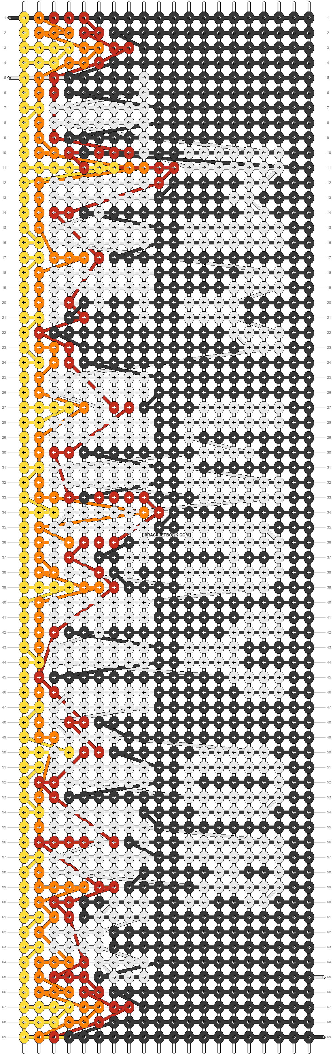 Alpha pattern #87743 pattern