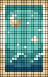 Alpha pattern #87752