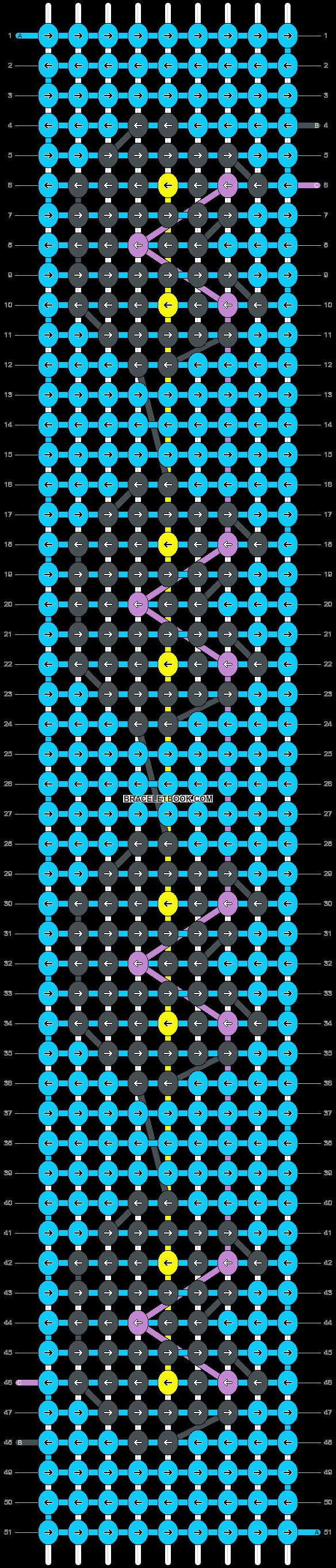 Alpha pattern #87754 pattern