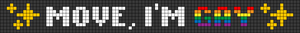 Alpha pattern #87759