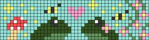 Alpha pattern #87764