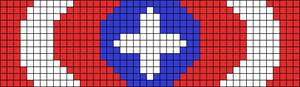 Alpha pattern #87766