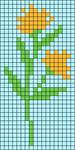Alpha pattern #87767