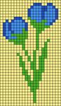 Alpha pattern #87769