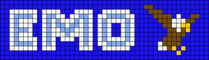 Alpha pattern #87771