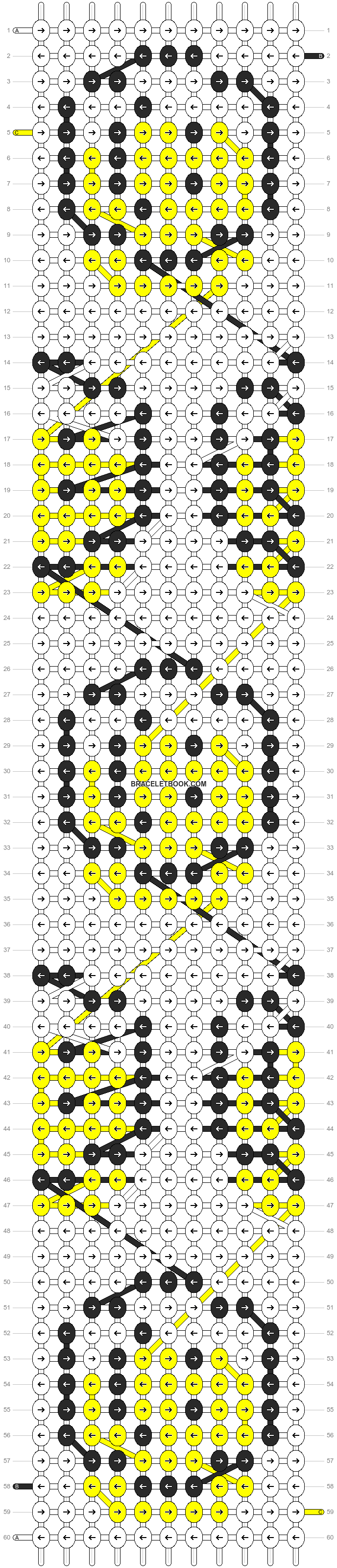 Alpha pattern #87772 pattern
