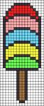 Alpha pattern #87775