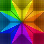 Alpha pattern #87776