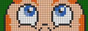 Alpha pattern #87777