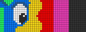 Alpha pattern #87779