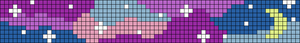 Alpha pattern #87791
