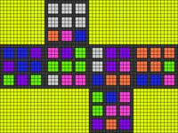 Alpha pattern #87792