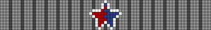 Alpha pattern #87819
