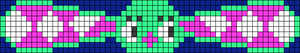 Alpha pattern #87835