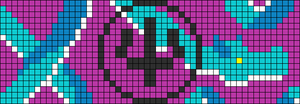 Alpha pattern #87836