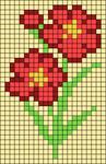 Alpha pattern #87837
