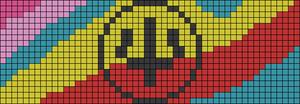 Alpha pattern #87840