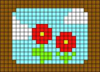 Alpha pattern #87841