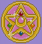 Alpha pattern #87850