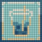 Alpha pattern #87862