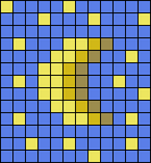 Alpha pattern #87865