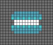Alpha pattern #87869