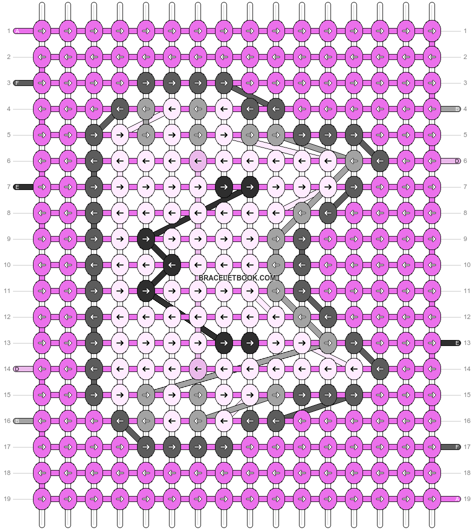 Alpha pattern #87873 pattern