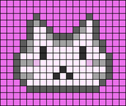 Alpha pattern #87873