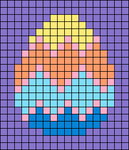Alpha pattern #87882