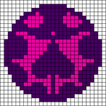 Alpha pattern #87883