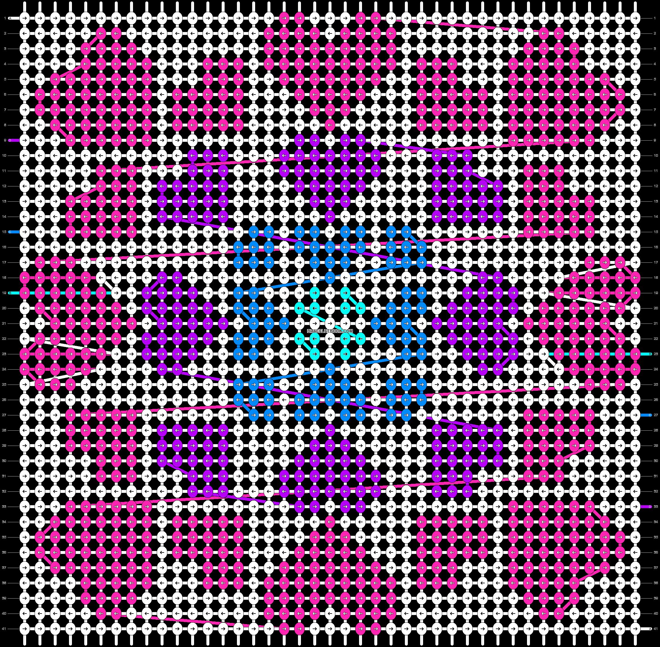 Alpha pattern #87885 pattern