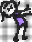 Alpha pattern #87897