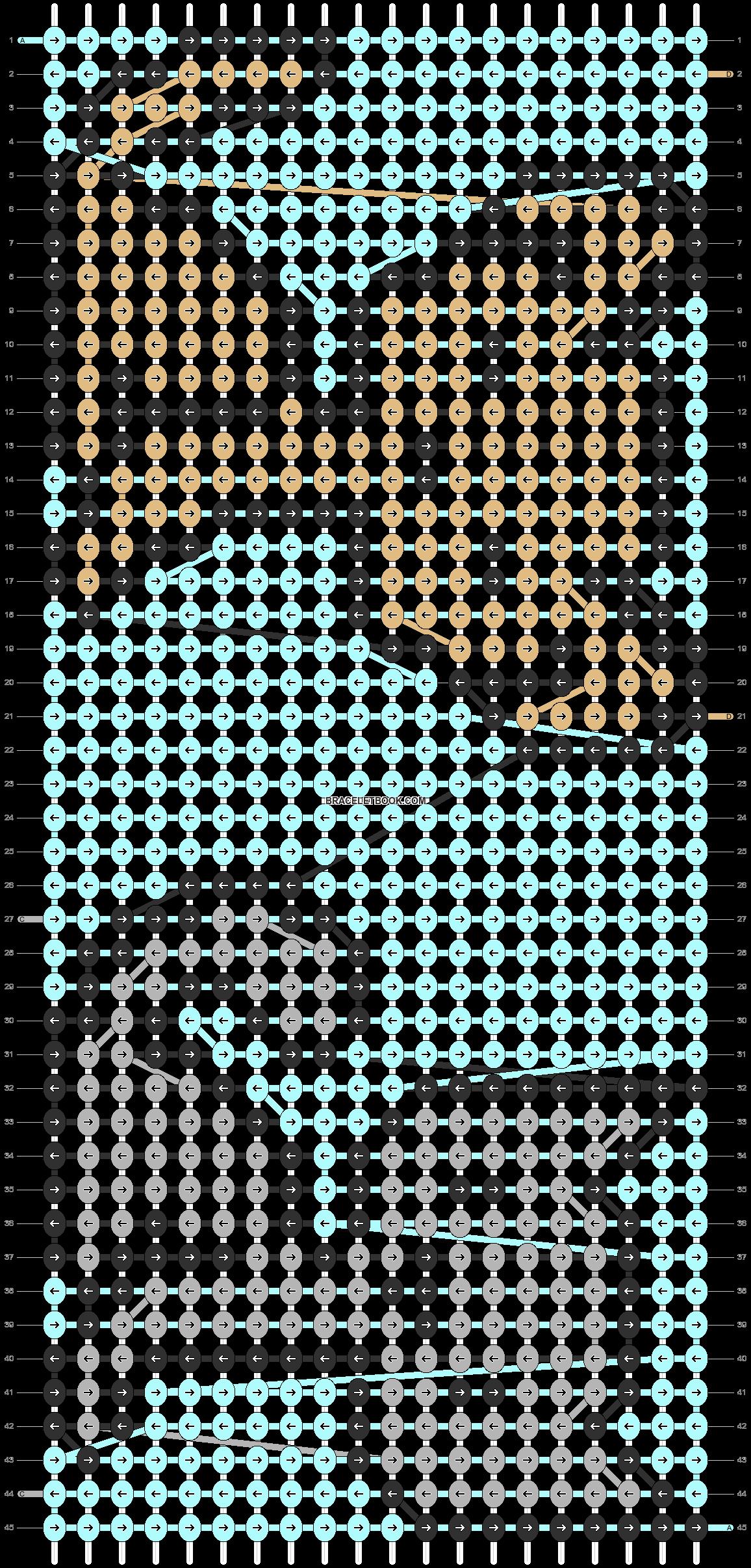 Alpha pattern #87899 pattern