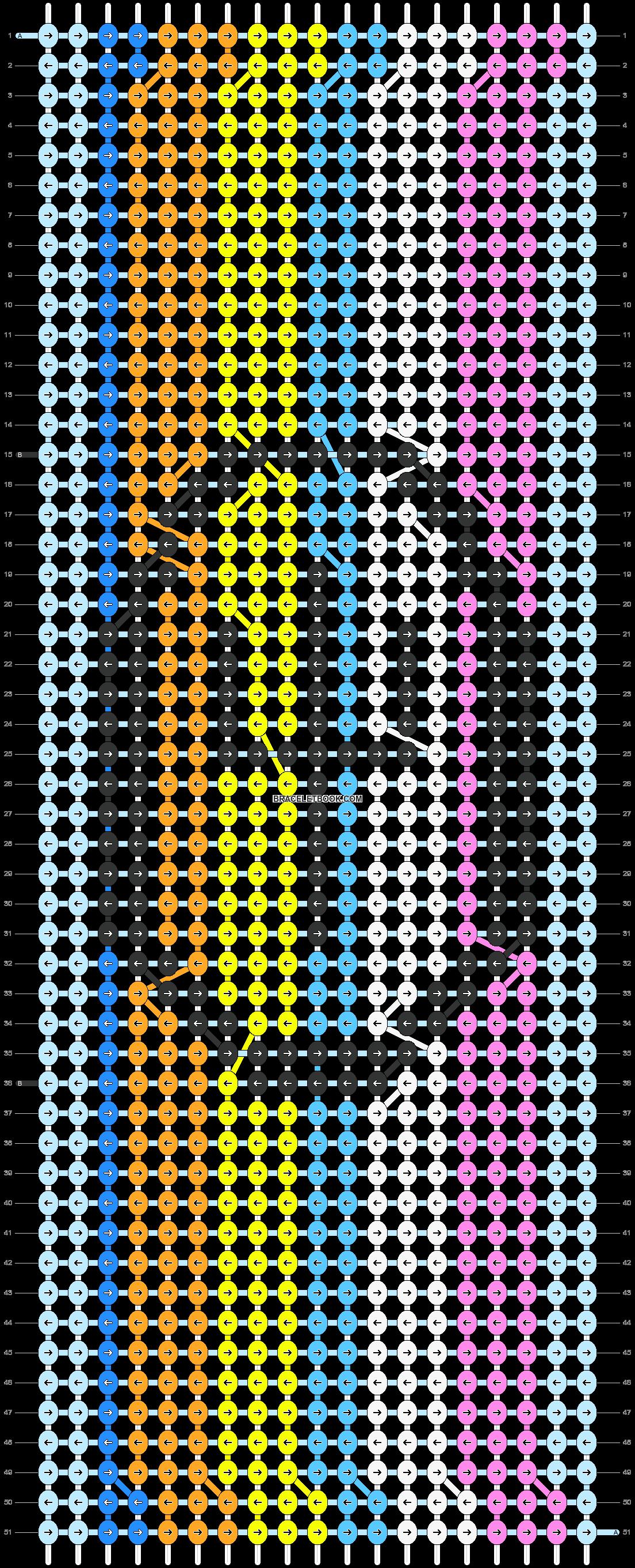 Alpha pattern #87919 pattern