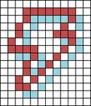 Alpha pattern #87920