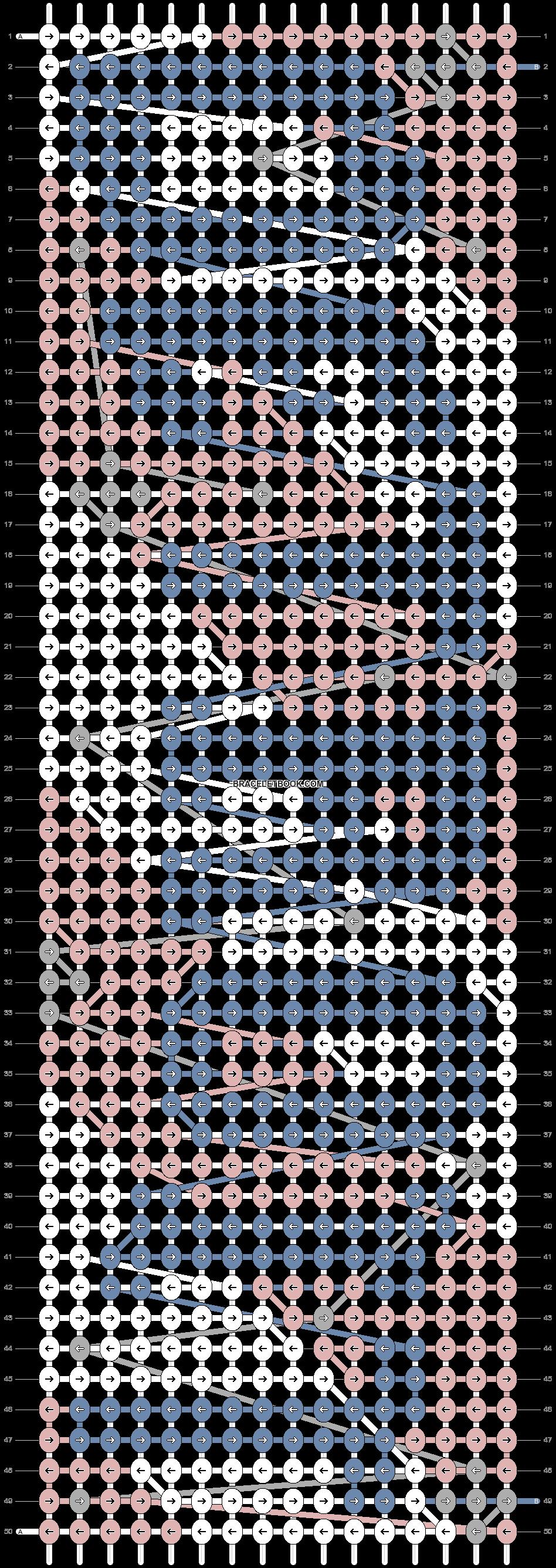 Alpha pattern #87921 pattern